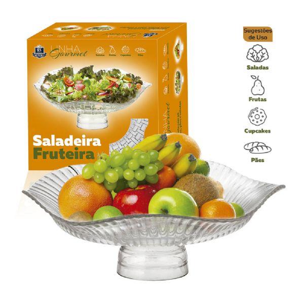 Saladeira/Fruteira com Pé Verona