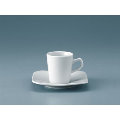 Xícara Café com Pires Tetra