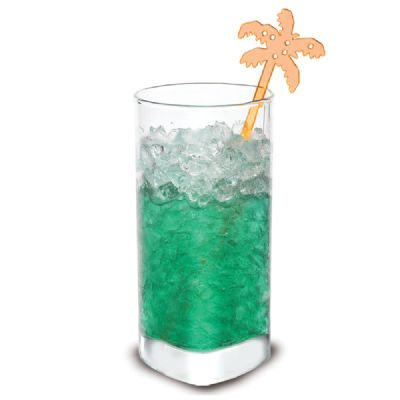 Copo Long Drink - Malibu