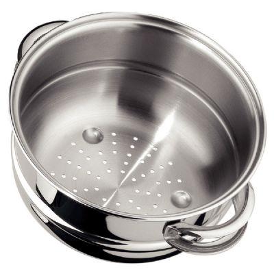 Cozi Vapore em Aço Inox